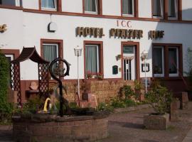 ICC Pfälzer Hof - Hotel & Seminarhaus, Schönau