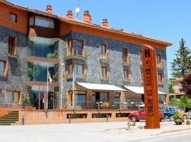 Hotel Conde De Badaran, Badarán