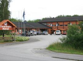 Overhalla Hotel, Overhalla