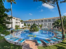Hotel Playasol Cala Tarida, Cala Tarida