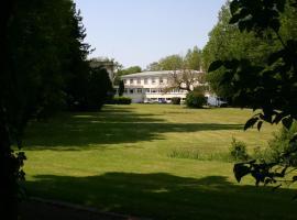 Hostellerie de la Quenoeuille, Marquise