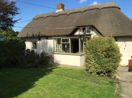 Thatched Cottage, Beaulieu