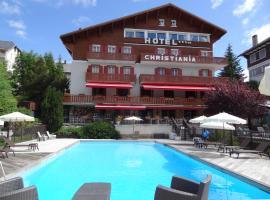 Hotel Christiania, Villard-de-Lans
