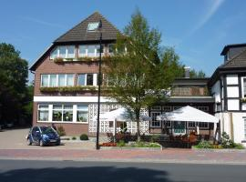 Akzent Hotel Zur Wasserburg, Harpstedt