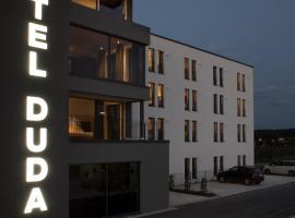 Hotel Duda Langenbruck, Langenbruck