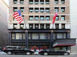 Fifteen Beacon Hotel, Boston
