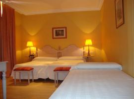 Hotel San Camilo, Navarrete