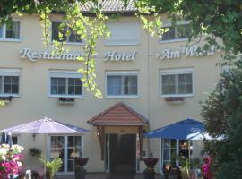 Hotel Am Wald, Michendorf