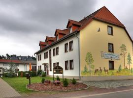 Gasthof Fuchsbergklause, Dresda