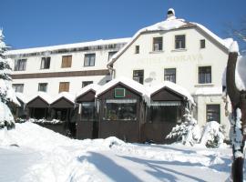Hotel Ettel, Dolni Dvur