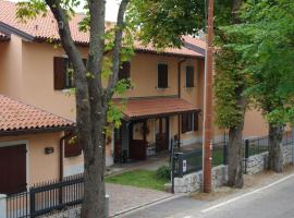 Center Hotel, Basovizza