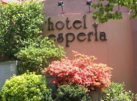 Hotel Esperia, Nervi