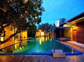 Capstone Resort, Haad Chao Samran