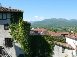 Villa Belisama, Saint-Lizier