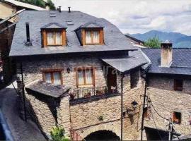 Casa Font de Seuri, Sauri