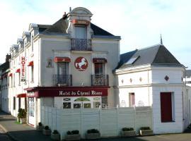 Hotel du Cheval blanc, Rezé