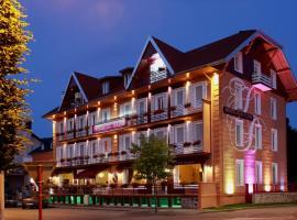 Hotel Des Bains, ジェラールメ
