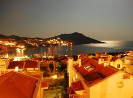 Moonlight Pension, Kalkan