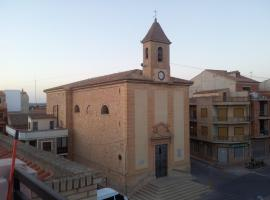 Hostal Central, Fuente Álamo