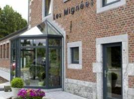 Hotel Les Mignees, Barvaux