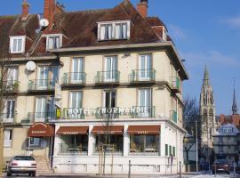 Logis Le Normandie, Caudebec-en-Caux