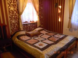 Pokoje gościnne Kamińscy, Biały Dunajec