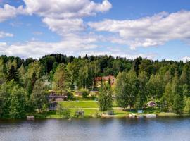 Mansikkaharju Holiday Camp, Leppävirta
