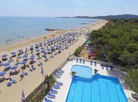 Hotel Gabbiano Beach, Vieste