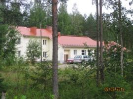 Lakefinland Guesthouse, Poikiinaho