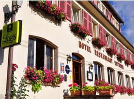 Logis Hotel Wetterer, Orbey