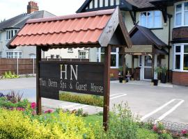 HN Thai Derm Spa & Guesthouse, Loughborough