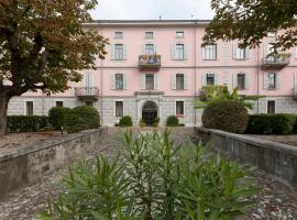 Hotel Zurigo, Lugano