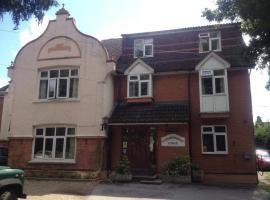 Gainsborough Lodge, 홀리