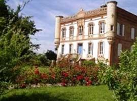 Château Lagaillarde, Thil