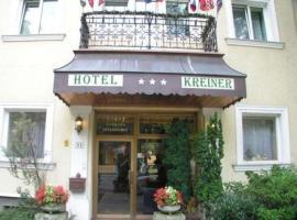 Hotel Kreiner, Wien