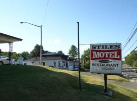 Stiles Motel, Woodstock