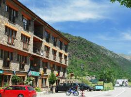 Hotel Antic, La Cortinada