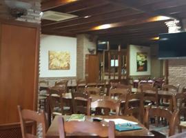 Hospedería Los Cahorros, Monachil