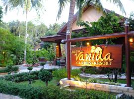 Baan Vanida Garden Resort, Karon Beach
