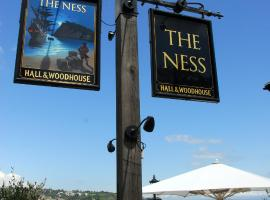 The Ness, Teignmouth