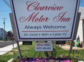 Clearview Motor Inn, Hanover