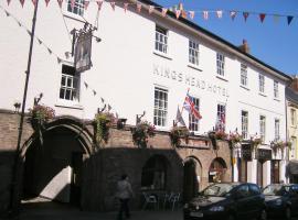 The Kings Head Hotel, Abergavenny