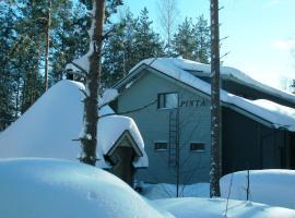 Kullasmarina Holiday Villas, Padasjoki