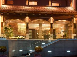 Logis Hotel Le Parc, Saint-Hippolyte