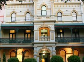 Avonmore On The Park Boutique Hotel, Sydney