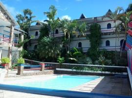 Otellin Triumph Hotel, Triunfo
