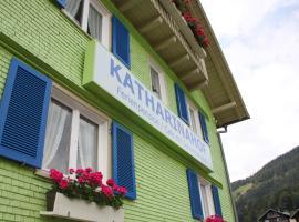 Katharinahof Ferienpension, Sibratsgfäll