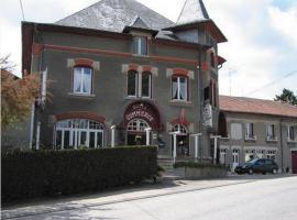 Hôtel-Restaurant du Commerce, Aubréville