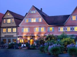Romantik Hotel Friedrich von Schiller, Bietigheim-Bissingen
