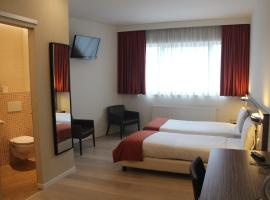 Hotel Taormina Brussels Airport, Nossegem